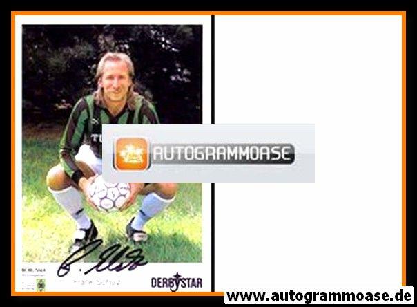 Autogramm Fussball   Borussia Mönchengladbach   1990   Frank SCHULZ