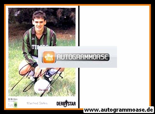 Autogramm Fussball   Borussia Mönchengladbach   1990   Manfred STEFES