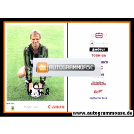 Autogramm Fussball   Borussia Mönchengladbach   1991   Holger FACH