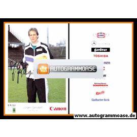 Autogramm Fussball   Borussia Mönchengladbach   1991   Jürgen GELSDORF