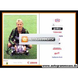 Autogramm Fussball   Borussia Mönchengladbach   1991   Horst STEFFEN
