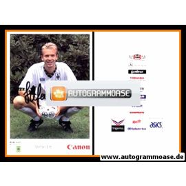 Autogramm Fussball   Borussia Mönchengladbach   1992 Canon   Stefan ERTL