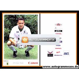 Autogramm Fussball | Borussia Mönchengladbach | 1992 Canon | Christian HOCK