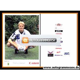 Autogramm Fussball | Borussia Mönchengladbach | 1992 Canon | Thomas HOERSEN