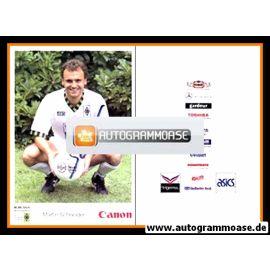 Autogramm Fussball | Borussia Mönchengladbach | 1992 Canon | Martin SCHNEIDER