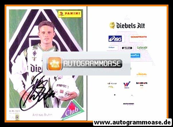 Autogramm Fussball | Borussia Mönchengladbach | 1994 | Andreas BLUHM