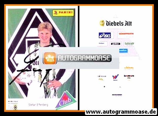 Autogramm Fussball | Borussia Mönchengladbach | 1994 | Stefan EFFENBERG