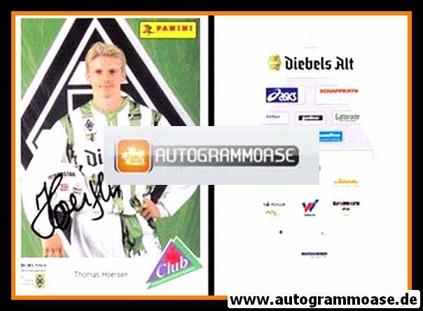 Autogramm Fussball | Borussia Mönchengladbach | 1994 | Thomas HOERSEN