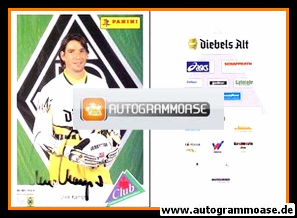 Autogramm Fussball | Borussia Mönchengladbach | 1994 | Uwe KAMPS