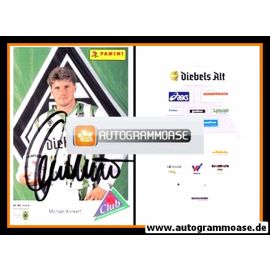 Autogramm Fussball   Borussia Mönchengladbach   1994   Michael KLINKERT