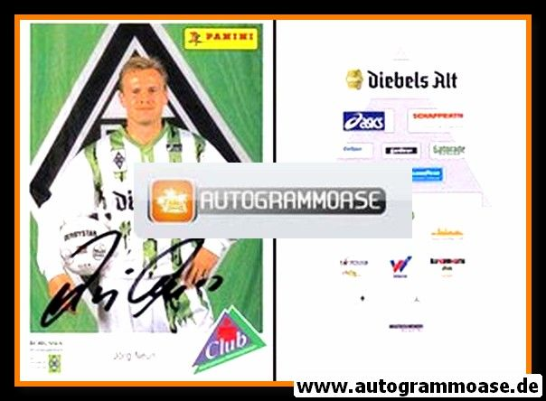 Autogramm Fussball | Borussia Mönchengladbach | 1994 | Jörg NEUN