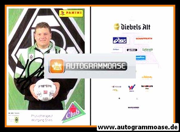 Autogramm Fussball | Borussia Mönchengladbach | 1994 | Wolfgang STIELS