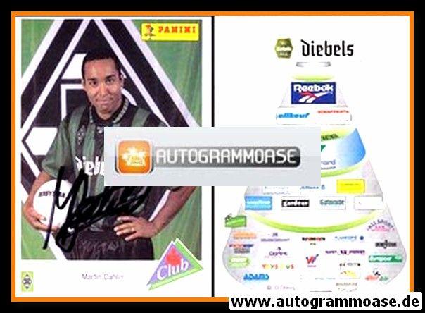 Autogramm Fussball | Borussia Mönchengladbach | 1995 | Martin DAHLIN