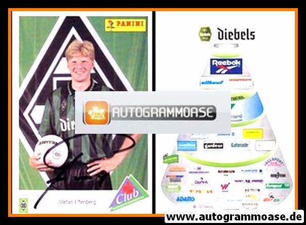 Autogramm Fussball | Borussia Mönchengladbach | 1995 | Stefan EFFENBERG