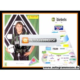 Autogramm Fussball | Borussia Mönchengladbach | 1995 | Max HUIBERTS
