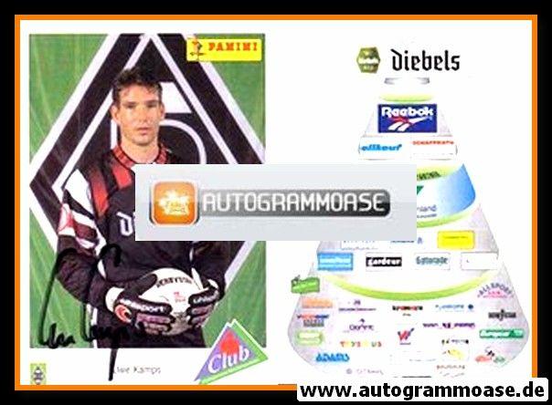 Autogramm Fussball   Borussia Mönchengladbach   1995   Uwe KAMPS