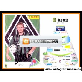 Autogramm Fussball | Borussia Mönchengladbach | 1995 | Jörg NEUN